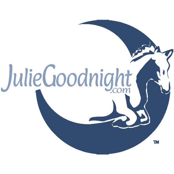 JulieGoodnight.com Logo