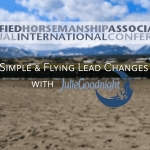 Simple & Flying Lead Changes Clinic
